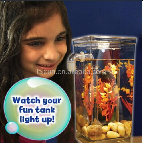 amazing fish tank as seen on tv