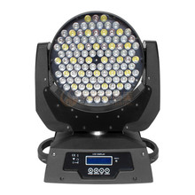 Wash Moving Head Dmx Control 108*3w Moving Head Wash Light Led For Stage