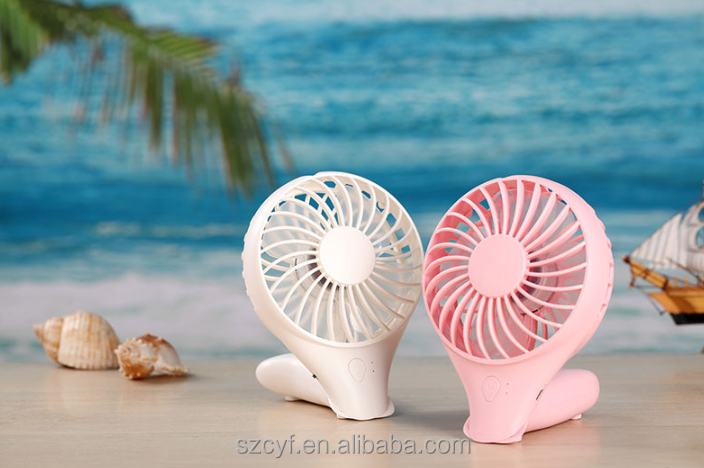high speed handheld 5v dc mini fan toy for kids rechargeable portable mini fan usb mini fan hand