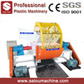 High quality professional waste plastic shaft shredder machine for sale