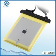 Outdoor sport waterproof skin case for ipad