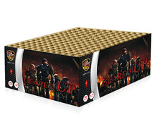 Wholesale 137 shots display big cakes professional 1.3g un0335 fireworks