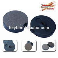 motorcycle brake pads parts for mini 49cc motorcycle