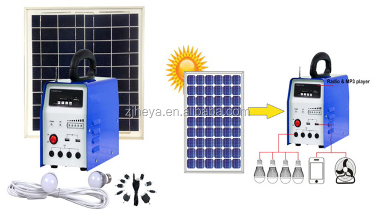 Solar Generator,Solar Power System for lighting, uninterruptible power system
