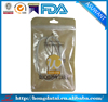 custom printed clear window cellphone ziplock bag for iphone bluetooth cellphone packaging