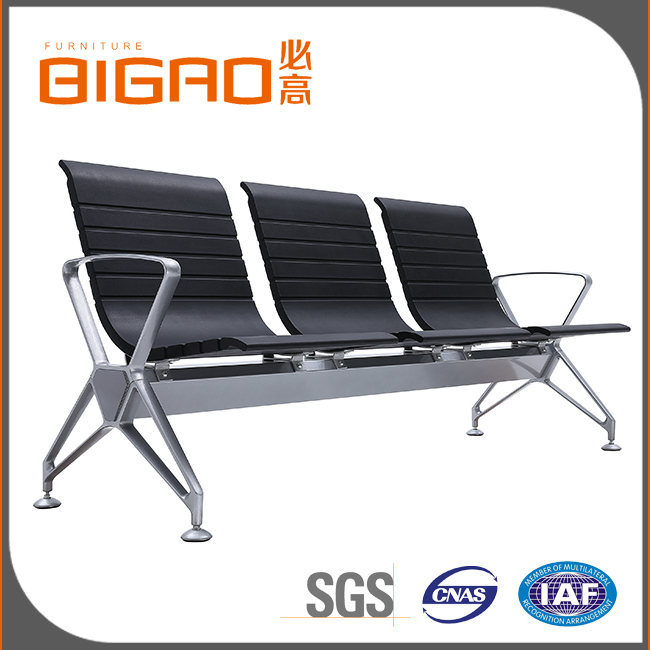 Commercial Furniture General Use And Waiting Chair Specific Use Airport Lounge Chair