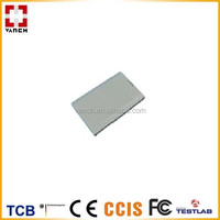 Double Frequency RFID tag 2.45G Active + HF 13.56MHZ Tag