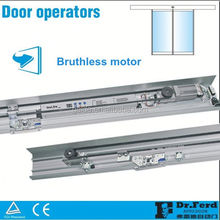 aluminium extrusion automatic sliding door