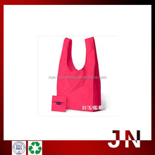 reusable shopping bag nylon foldable bag