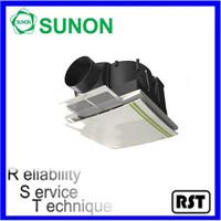 power motor industrial ceiling mount exhaust fan
