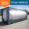 20ft, 40ft bitumen fuel transport shipping tank container