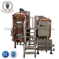 200l 2bbl Brewery Cip Brewing System Micro Brewery Equipment Stainless Steel Brewery for Sale