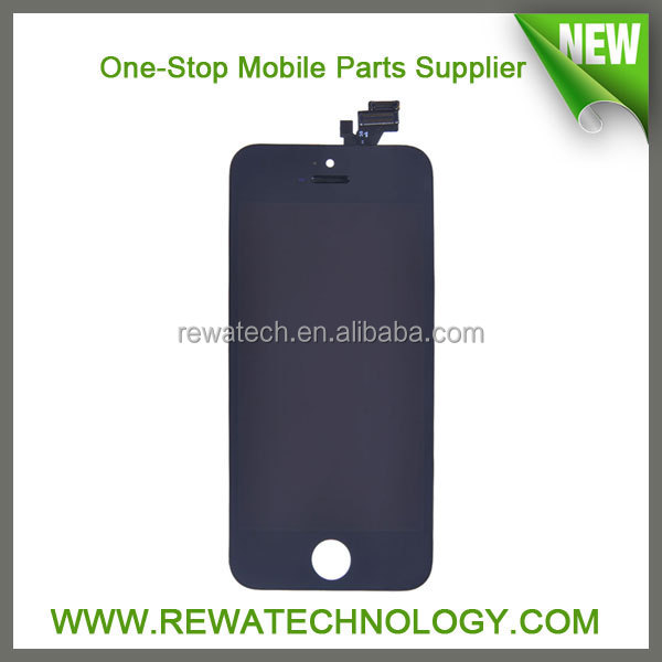 LCD+Digitizer Replacement parts for iPhone 5 for Distributor with Top Grade Quality