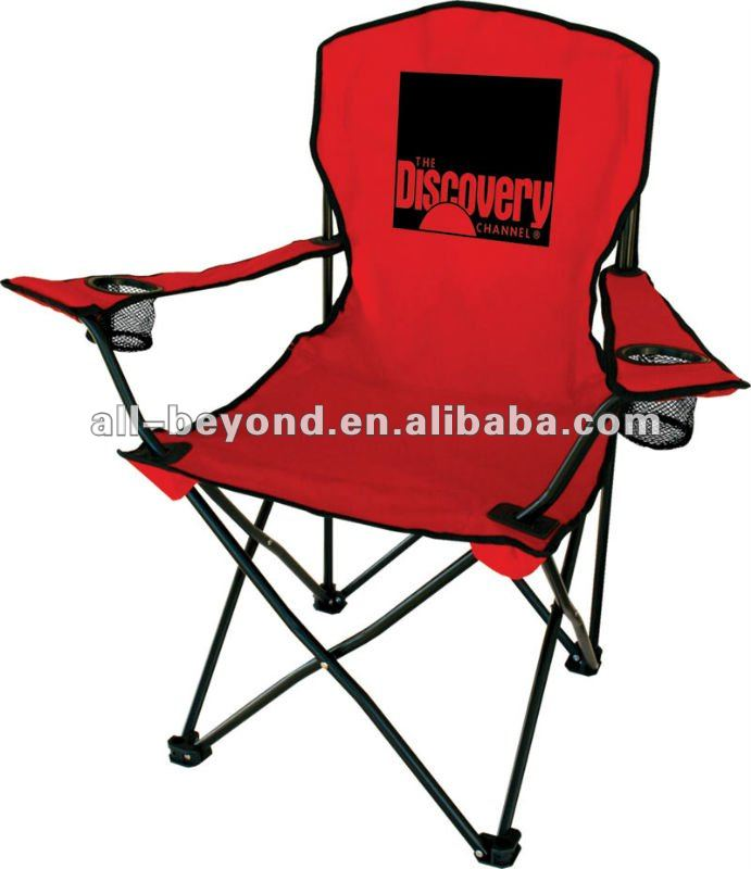 OEM 600D oxford foldable arm camping chair
