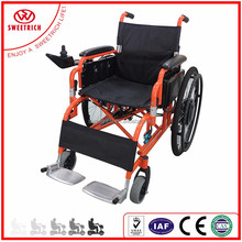 2016 Fashion Hot Sale Travel Carry Power Wheelchair