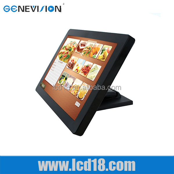 15 inch High quality POS flexible touch <strong>screen</strong> display for restaurant