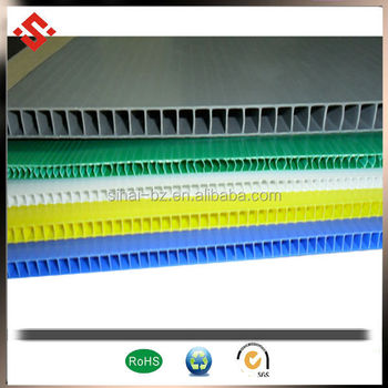 2015 pp corflute colorful pp sheet