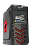 OEM wholesale aluminum atx desktop full tower gaming computer parts pc case