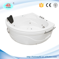 Various Style Bubble Pump System Portable Massage Whirlpool Bathtub for Adults