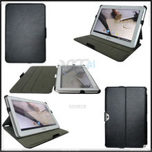 for samsuang Table pc leather case cover with stand for Samsung Galaxy Note N8000 P-SAMNOTE10CASE012