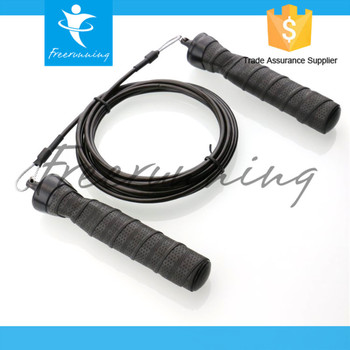 Top Selling Cable Wire Jump Rope Logo