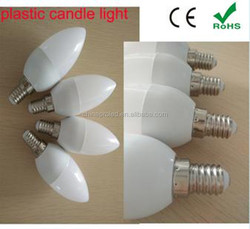 CE 110V230V 3W/5W/ 7W 420lm/520lm E27 E26 B22 China Factory Led Candle Bulb With CE RoHS Approved
