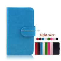 Small MOQ Wholesale High Quality Stand Wallet Leather Flip Case for LG Wink Style T310