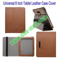 Universal 8 Inch Tablet Leather Case for Samsung Galaxy Note 8.0 N5100 Galaxy Tab 3 T310 Acer Iconia W3-810 etc