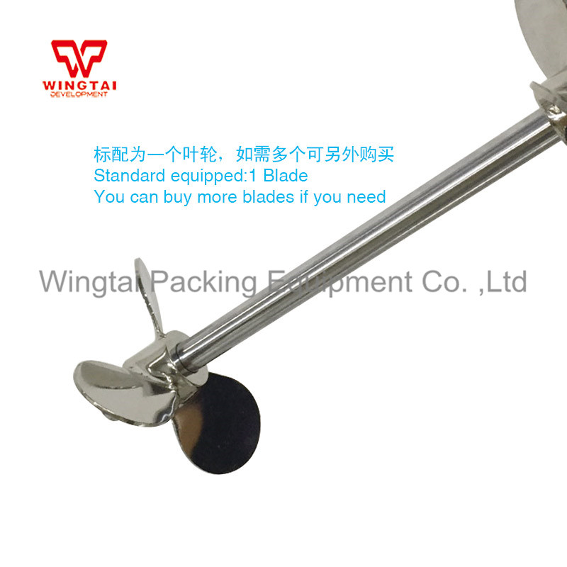 50L Carrying Pneumatic Ink and Paint Stainless Steel Mixer