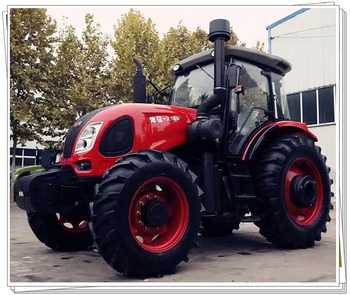 Advanced new design 180hp cheap price wheeled tractor BOMR-X1804