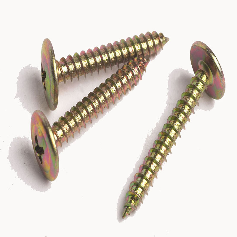 Customized Dowel Wood Screw and Drilling Screws For Metal Bunk Beds