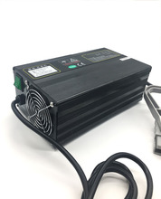 High power li-ion battery charger 96v20a