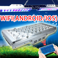 conveniently operate with wifi,led aquarium light for freshwater tank