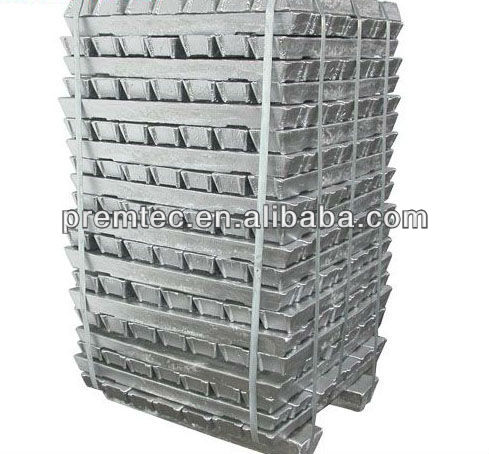 Reasonable price high purity magnesium ingot manufacture 99.99% 99.98% 99.95%