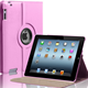 Fashion tablet leather unbreakable protective case for ipad wholesale