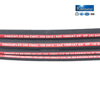 High Pressure R17-08 Hydraulic Hose - Hose & Fittings 3000PSI