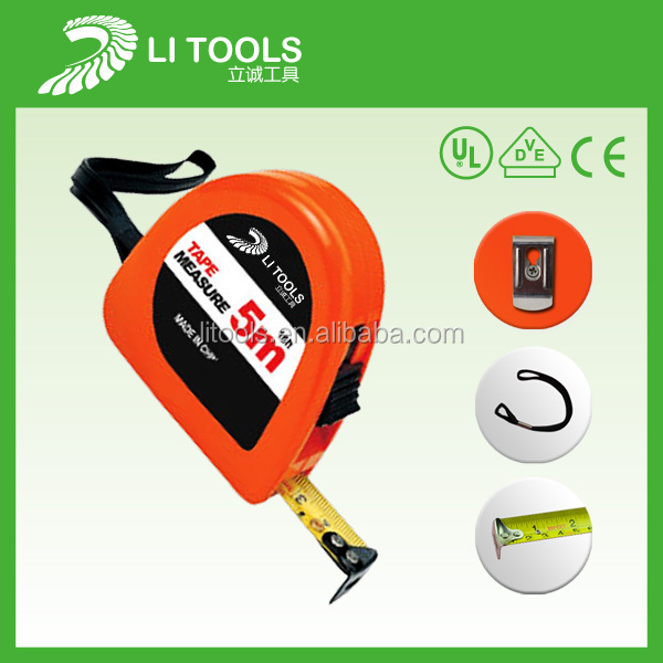 Hot sale high quality cheap tape measure ABS measuring tape freeman measuring tape