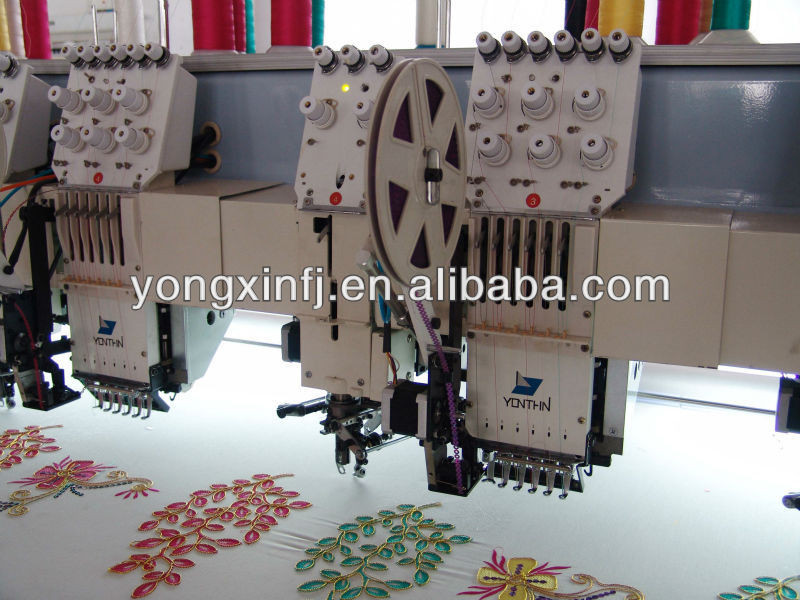 YonThin Coiling And Flat Embroidery Machine For Sale