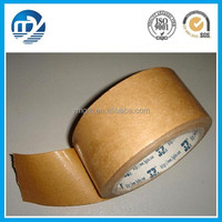 Custom printed self adhesive kraft paper tape in China