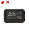 New 2014 LED Car OBD II HUD Head Up Display System Speedometer with Speed KM/Mile RPM MPH
