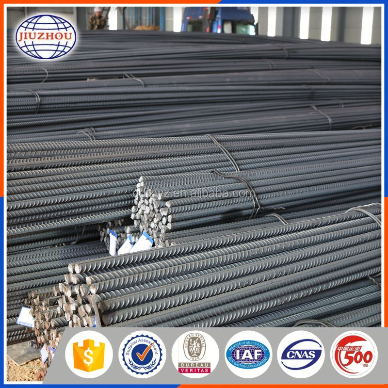 high strength reinforced deformed bar steel