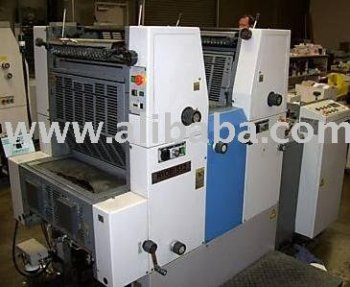 Ryobi 512 ---2-Color Press--14x20 sheet--Crestlines machinery