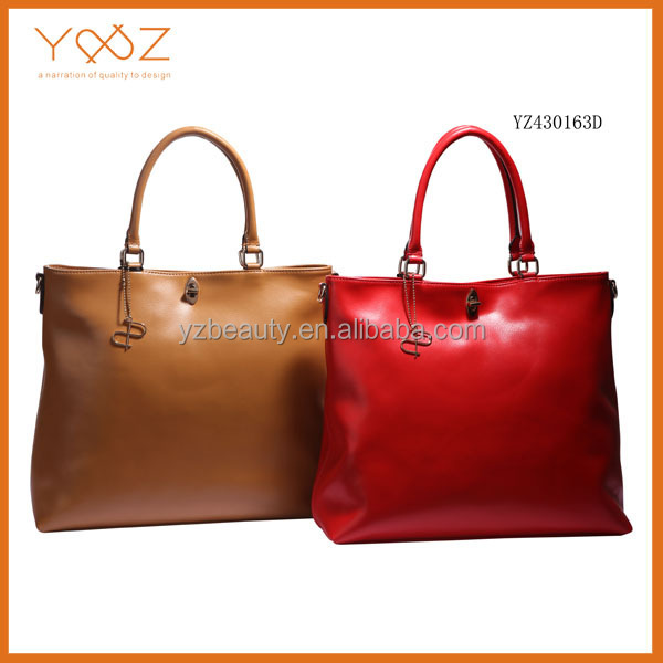 fashion handbags pu leather Ladies bags