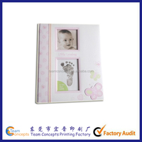 First Year Baby Record Memory Book