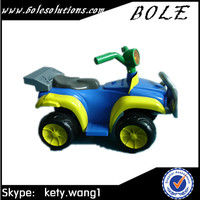 Colorized painting children toy car plastic rapid prototype service
