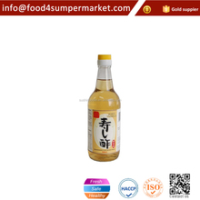 2017 kosher top quality Japanese flavour vinegar