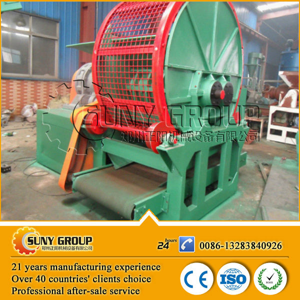 Tire recycling machine for rubber powder/crumb 5-15ton/day
