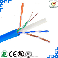 cable set top box price 23awg cat6 utp cable