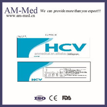 Pathological Analysis Equipments rapid test kits hcv test