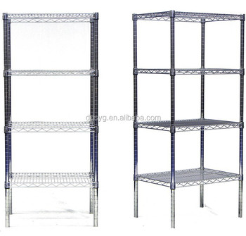 Proform Antimicrobial Metal Wire Shelving